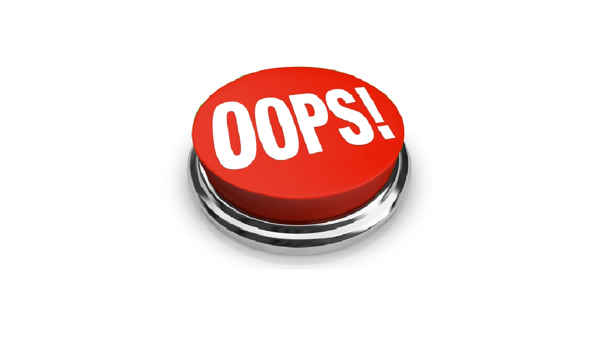 Premier Jobs UK Blog - Common Mistakes when trying to get a job