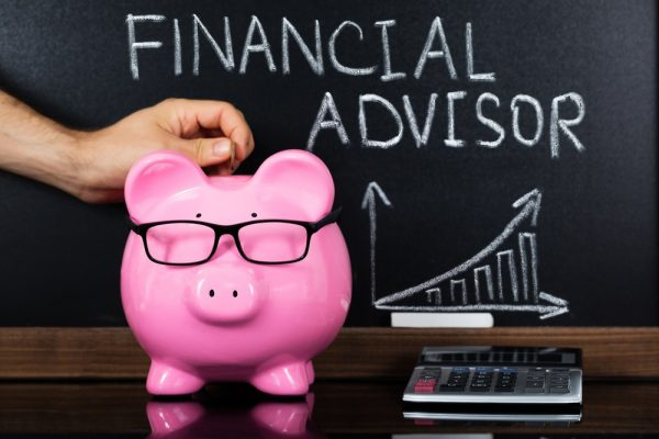 Become a financial adviser