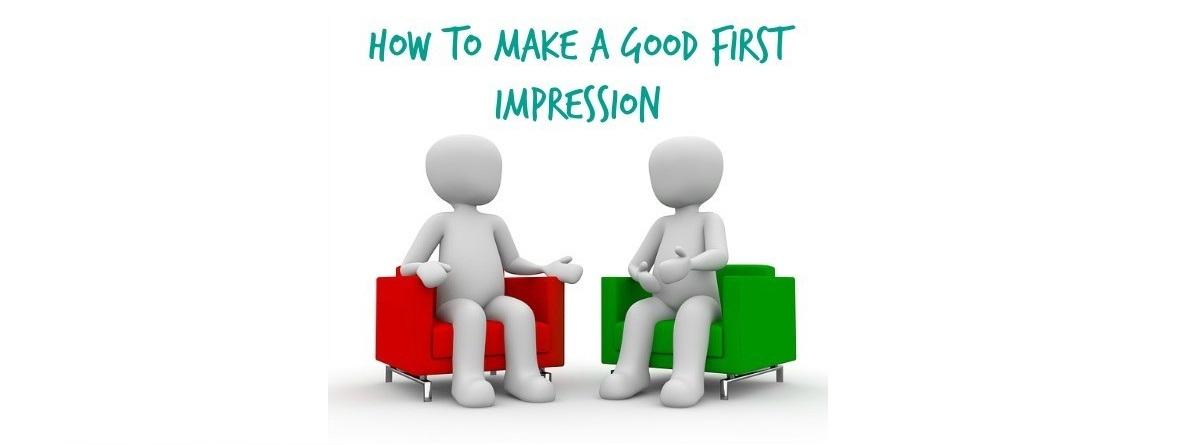 Premier Jobs UK Blog - How to make a good first impression